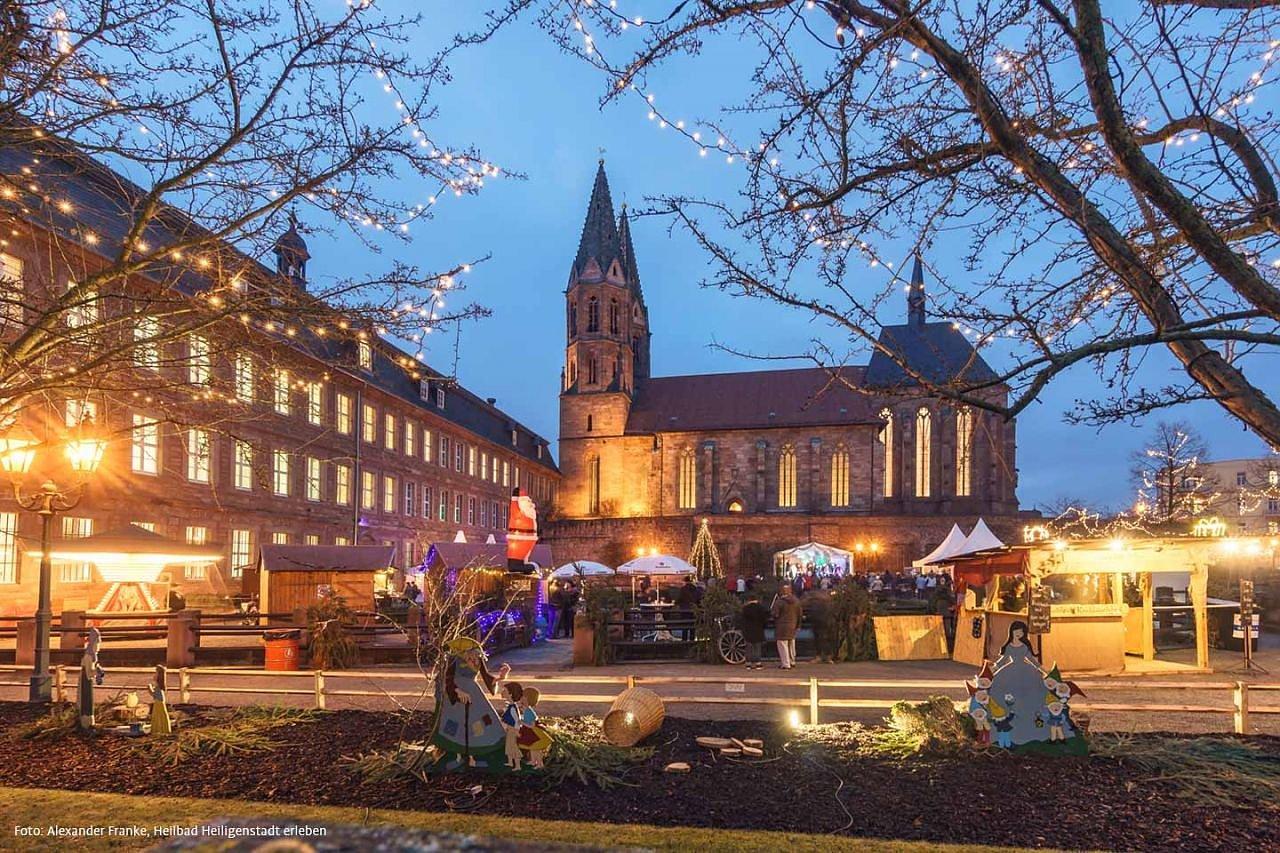 Wo Ist Der Größte Weihnachtsmarkt.Größter Weihnachtsmarkt Im Eichsfeld 08 12 2017 09 56 Uhr