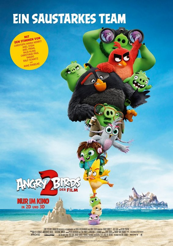Angry Birds 2 (Foto: Sony Pictures Entertainment Deutschland GmbH)