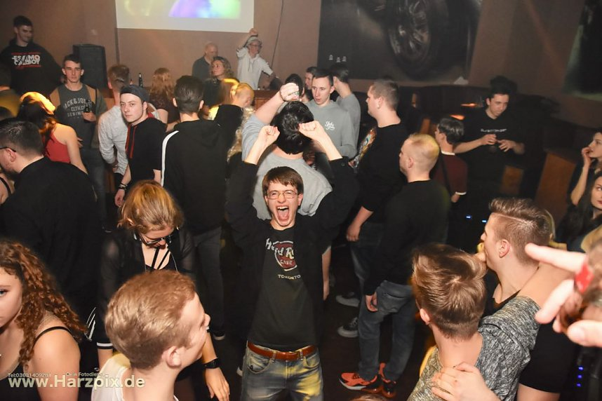 Kirsch Party im Salt Club